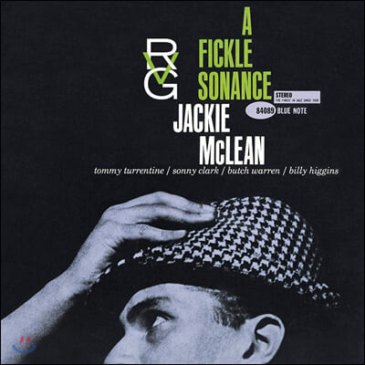 Jackie Mclean (재키 맥린) - A Fickle Sonance [LP]