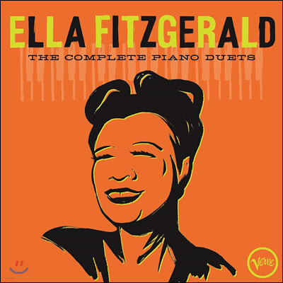 Ella Fitzgerald (엘라 피츠제럴드) - The Complete Piano Duets