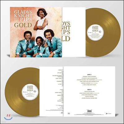 Gladys Knight (글래디스 나이트) - Gold [골드 컬러 LP]
