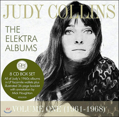 Judy Collins (쥬디 콜린스) - The ELEKTRA Albums, Volume 1 (Deluxe Edition)