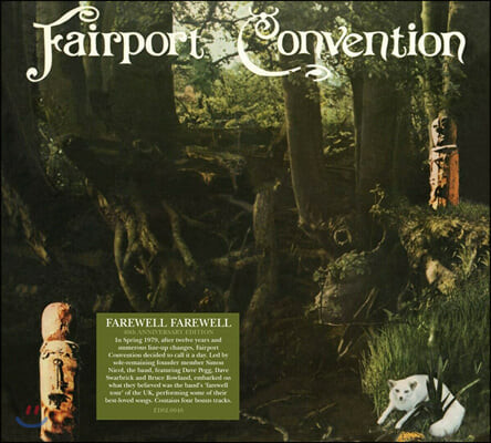Fairport Convention (페어포트 컨벤션) - Farewell, Farewell (40th Anniversary Edition)