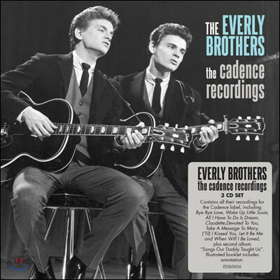 The Everly Brothers (에벌리 브라더스) - The Cadence Recordings (Deluxe Edition)