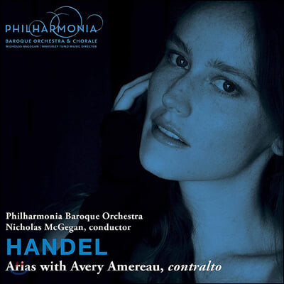 Avery Amereau 헨델: 오페라 아리아 (Handel: Arias)