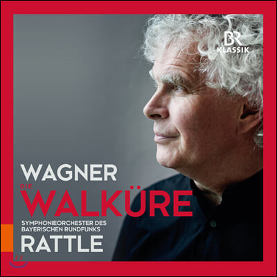 Simon Rattle 바그너: 오페라 '발퀴레' [콘서트 버전] (Wagner: Die Walkure)