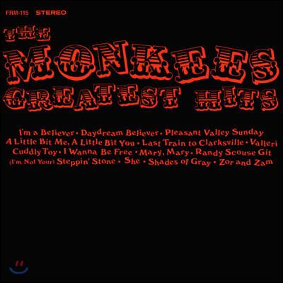 The Monkees (몽키스) - Greatest Hits [LP]