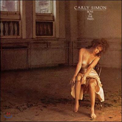 Carly Simon (칼리 사이먼) - Boys in the Trees [LP]