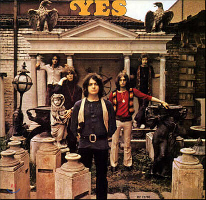 Yes (예스) - Yes [LP]