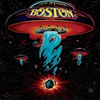 Boston (보스톤) - Boston [골드 컬러 LP]