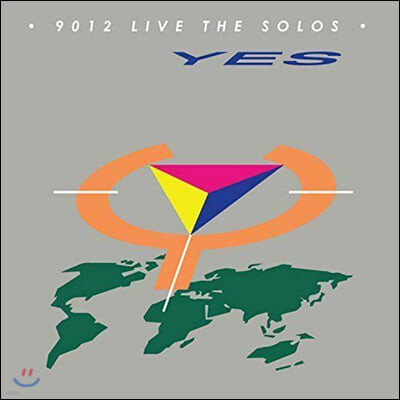Yes (예스) - The Solos [LP]