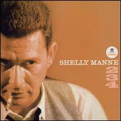 Shelly Manne - 2-3-4 (Remastered)(Bonus Track)(180G)(LP)