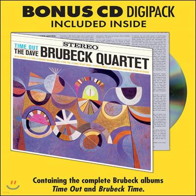 Dave Brubeck Quartet (데이브 브루벡 쿼텟) - Time Out [LP+CD]