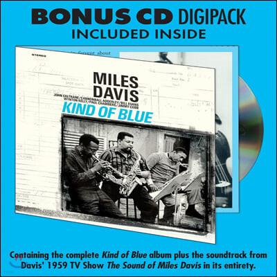 Miles Davis (마일즈 데이비스) - Kind of Blue [LP+CD]