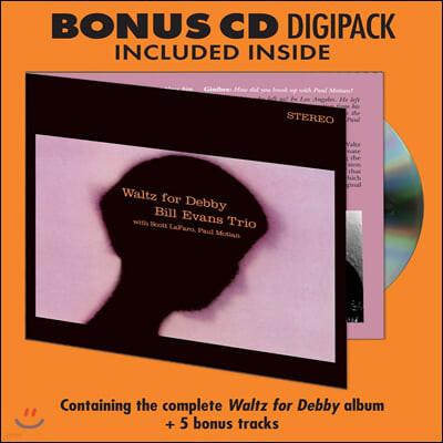 Bill Evans Trio (빌 에반스 트리오) - Waltz for Debby [LP+CD]