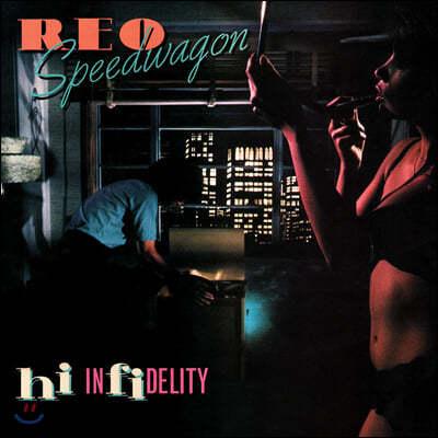 REO Speedwagon (알이오 스피드웨건) - Hi Infidelity [LP]
