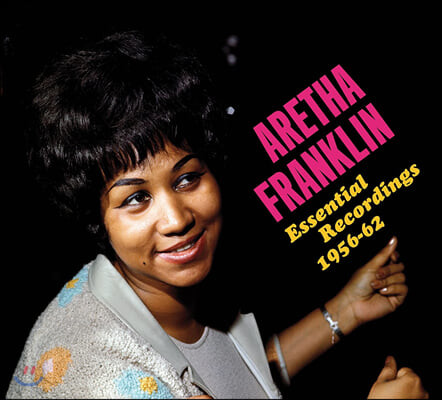 Aretha Franklin (아레사 프랭클린) - Essential Recordings 1956-1962