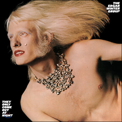 The Edgar Winter Group (에드가 윈터 그룹) - They Only Come Out At Night [LP]