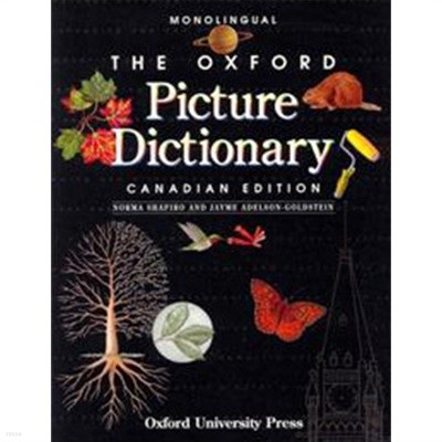 The Oxford Picture Dictionary Canadian Edition