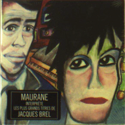 Maurane - Brel (Digipack)(CD)