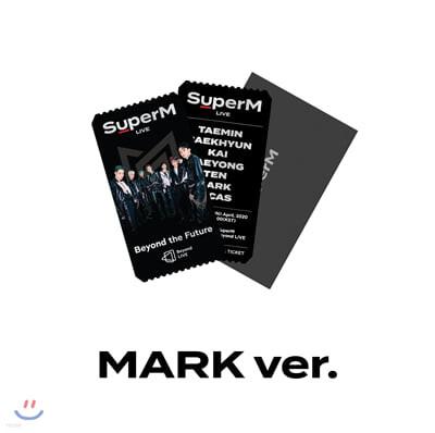 [MARK] SuperM Beyond LIVE Beyond the Future SPECIAL AR TICKET SET