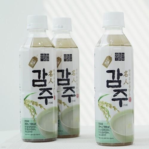[하늘청] 식품명인 감주식혜 350ml x 24개입