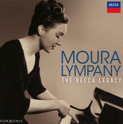 모우라 림패니 데카 레이블 녹음 모음집 (Moura Lympany - The Decca Legacy)