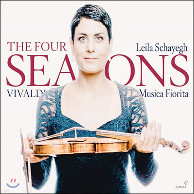 Leila Schayegh 비발디: 사계 (Vivaldi: The Four Seasons)