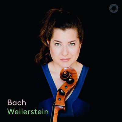 바흐: 첼로 모음곡 1 - 6번 (Bach: Cello Suites Nos.1 - 6) (2CD)(Digipack) - Alisa Weilerstein