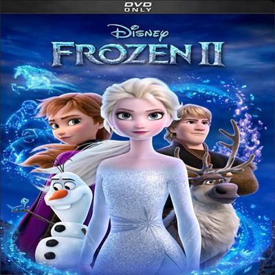Frozen II (겨울왕국 2) (2019)(지역코드1)(한글무자막)(DVD)