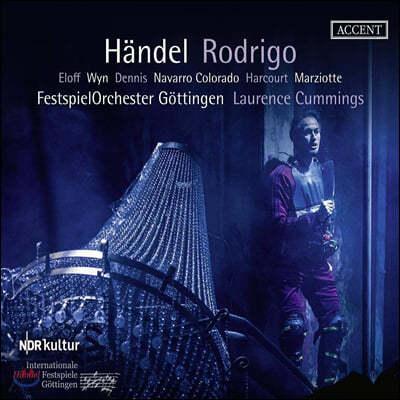 Laurence Cummings 헨델: 오페라 '로드리고' (Handel: Rodrigo)