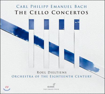 Roel Dieltiens 칼 필립 엠마누엘 바흐: 첼로 협주곡집 (C. P. E. Bach: The Cello Concertos)