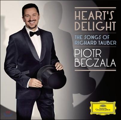 리차드 타우버의 노래 (Heart's Delight) - Piotr Beczala