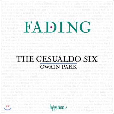 The Gesualdo Six 페이딩 - 종과집 (Fading)