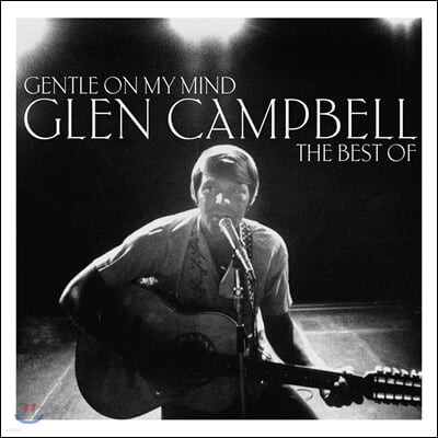 Glen Campbell (글렌 캠벨) - Gentle On My Mind: The Best Of [LP]