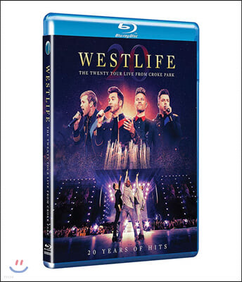 Westlife (웨스트 라이프) - The Twenty Tour Live From Croke Park [블루레이]