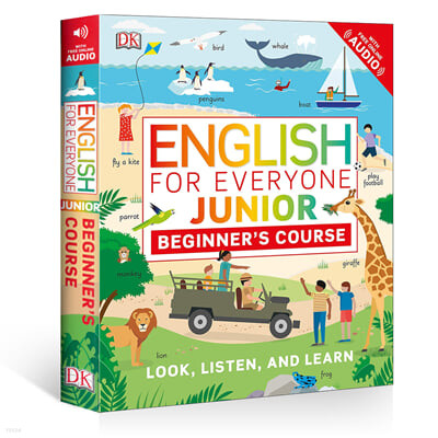 DK English for Everyone Junior : Beginner's Course