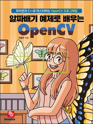 알짜배기 예제로 배우는 OpenCV