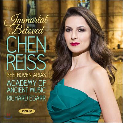 Chen Reiss 베토벤: 소프라노 아리아 작품집 (Immortal Beloved - Beethoven: Arias)