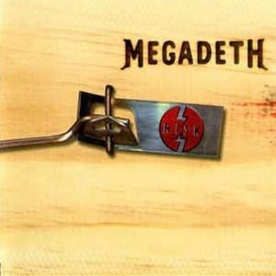 [수입] Megadeth - Risk