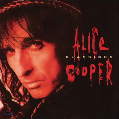 Alice Cooper (앨리스 쿠퍼) - Classicks [2LP]
