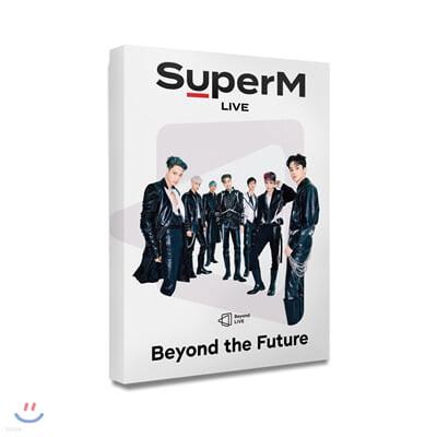 SuperM Beyond LIVE Beyond the Future 엽서세트
