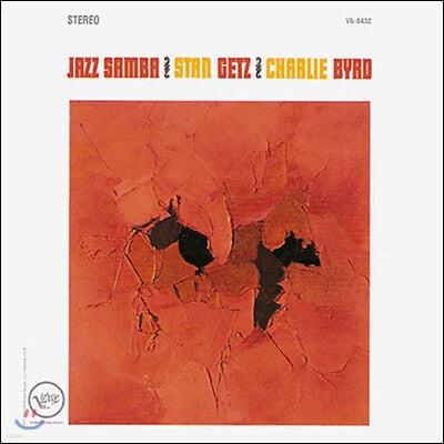 Stan Getz & Charlie Byrd (스탄 게츠 & 찰리 버드) - Jazz Samba [2LP]