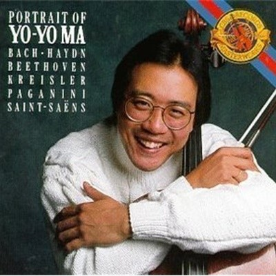 Yo-Yo Ma / 포트레이트 (Portrait of Yo-Yo Ma) (CCK7104)