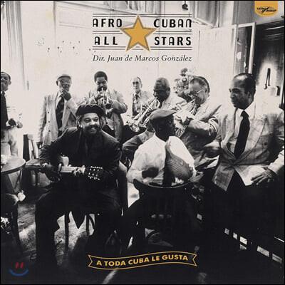 Afro Cuban All Stars (아프로 쿠반 올 스타즈) - A Toda Cuba Le Gusta [2LP]