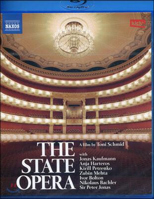'더 스테이트 오페라' - 뮌헨 바이에른 국립오페라극장 다큐멘터리 (The State Opera)