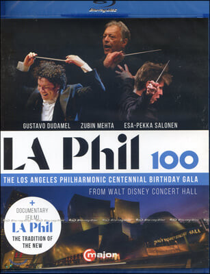 LA 필하모닉 창단 100주년 기념 갈라 (LA Phil 100)