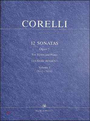 바이올린 코렐리 12소나타 1
