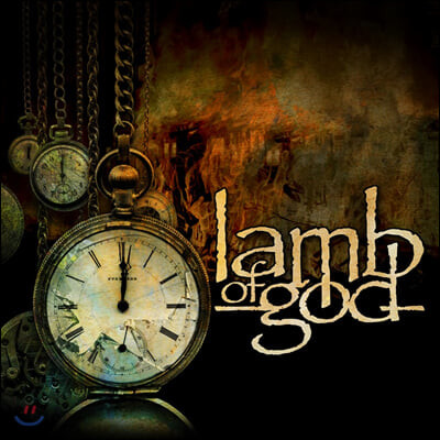 Lamb Of God (램 오브 갓) - 8집 Lamb Of God
