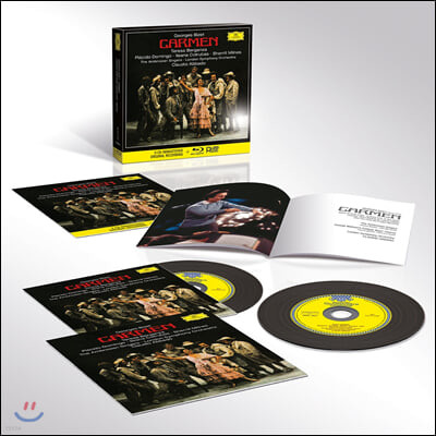 Claudio Abbado / Teresa Berganza 비제: 카르멘 (Bizet: Carmen)