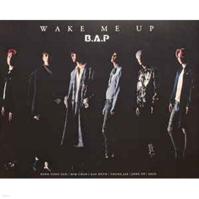 [일본반] 비에이피 (B.A.P) - Wake Me Up