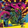 1970년대 포스트 히피 컴필레이션 앨범 (Warfaring Strangers: Acid Nightmares) [네온 핑크 컬러 2LP]